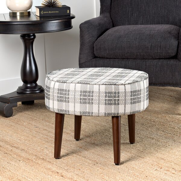 Roding Accent Stool by Charlton Home