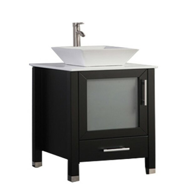 Govea Modern 24 Single Bathroom Vanity Set by Ivy Bronx