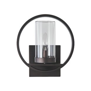 Save  sc 1 st  Wayfair & Transitional Wall Sconce | Wayfair