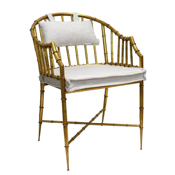 Schroeder Countess Barrel Chair by Bay Isle Home