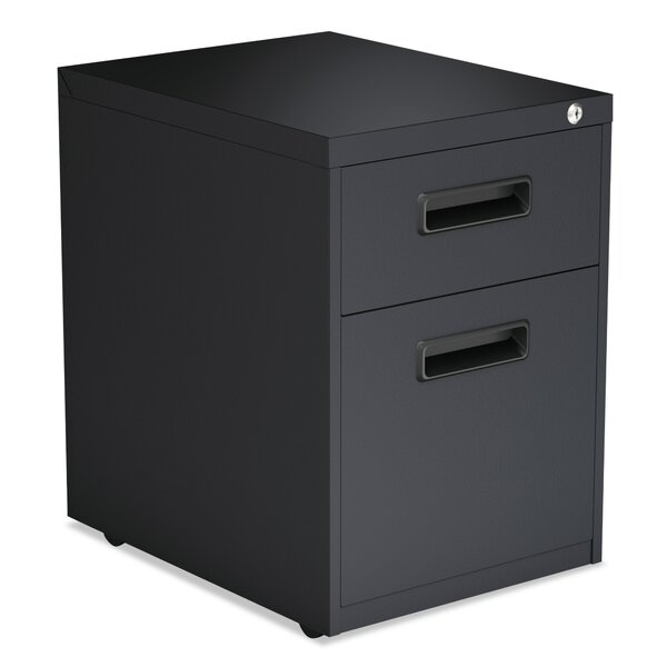 Yogyakarta 2-Drawer Pedestal Vertical Filing Cabinet by Symple Stuff