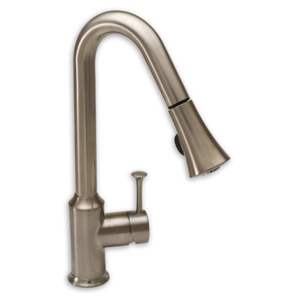 Pekoe Pull Down Single Handle Kitchen Faucet by American Standard