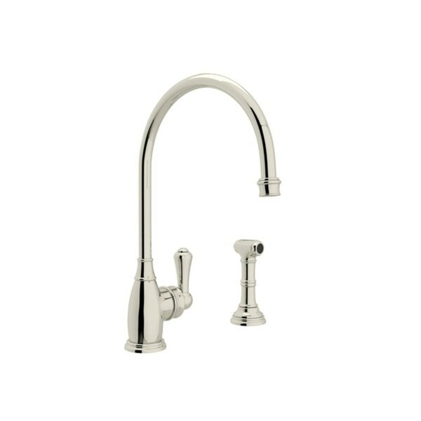 Perrin and Rowe Single Handle Kitchen Faucet by Perrin & Rowe Perrin & Rowe