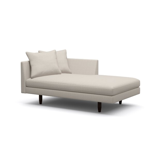 Crowd Pleaser Chaise Lounge by BenchMade Modern