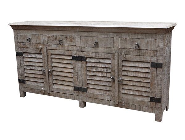 Drummond 4 Drawer Sideboard By Rosecliff Heights New