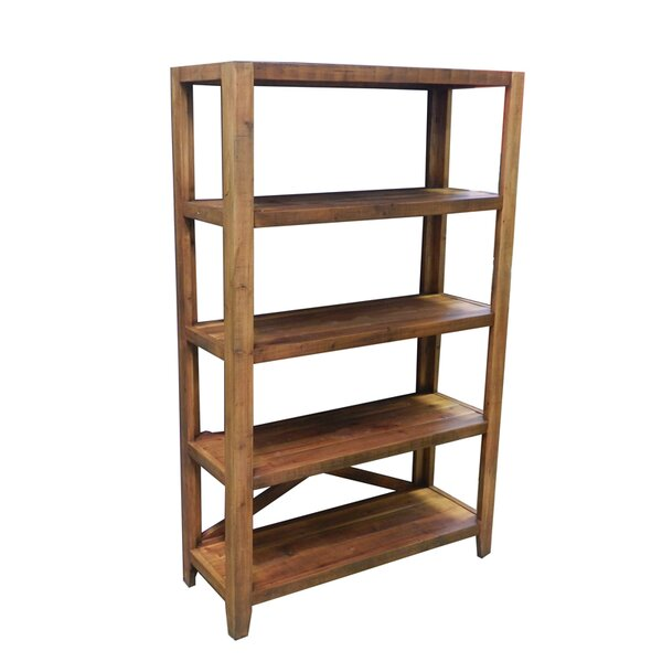 Rouse Wooden Etagere Bookcase by Loon Peak