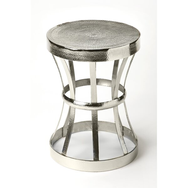 Wehrle Industrial Chic End Table by Latitude Run