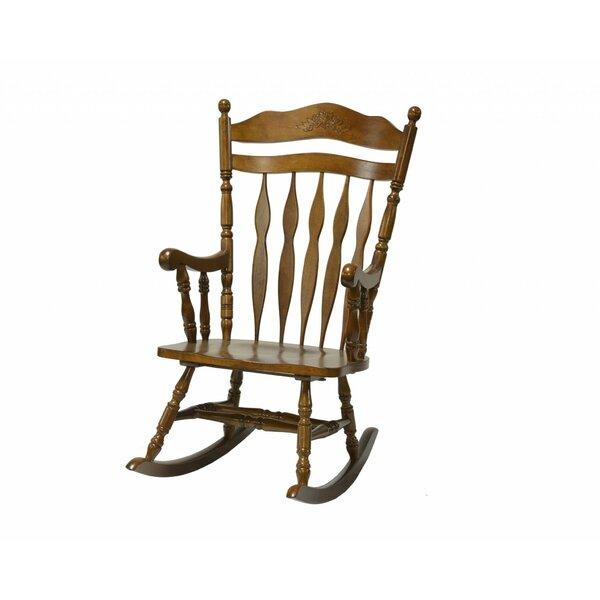 Arthurson Rocking Chair By Canora Grey
