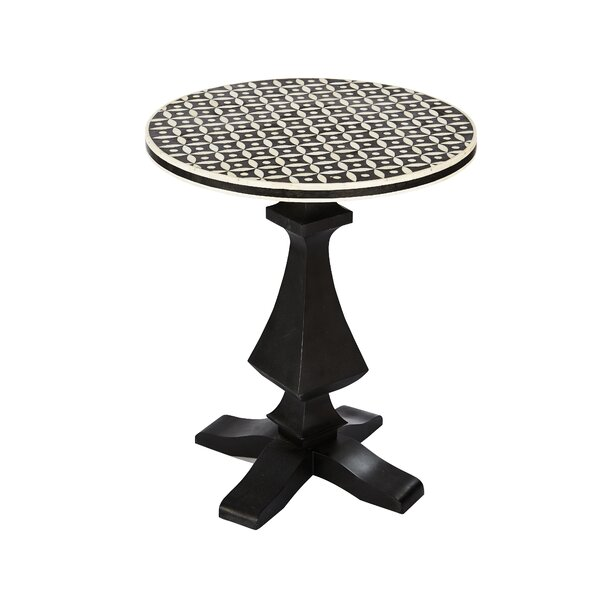 Ecliptic 19.69 Round Pedestal Table by Aidan Gray