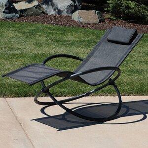 Kortney Orbital Reclining Zero Gravity Chair