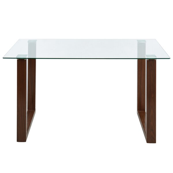Shauna Contemporary Dining Table by Wrought Studio