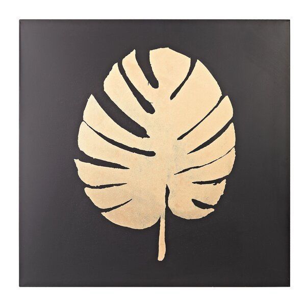 Palm Frond Painting Print by Bay Isle Home