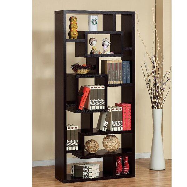 Austyn Display with 11 Open Shelves Standard Bookcase by Orren Ellis