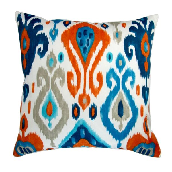 Beare Modern Pattern Indoor/Outdoor Pillow by Bloomsbury Market
