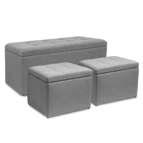Krokowski Upholstered Storage Bench By Winston Porter