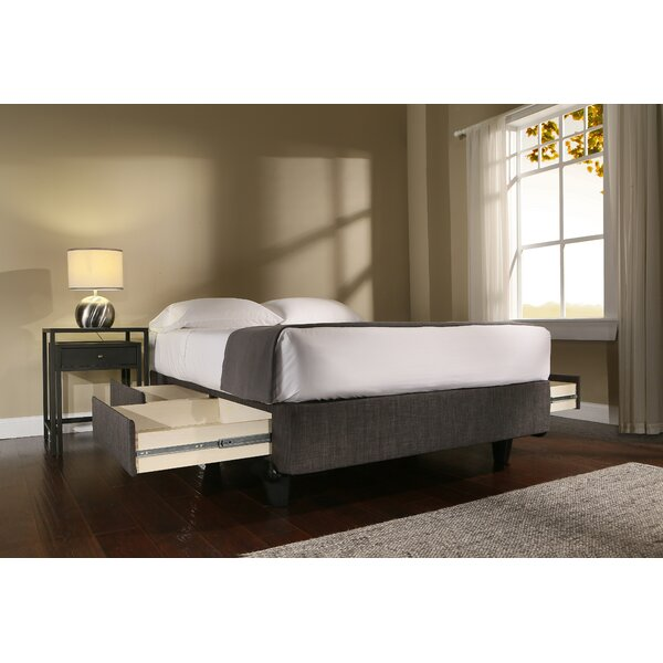 Sto-A-Way Mattress Foundation by Republic Design H