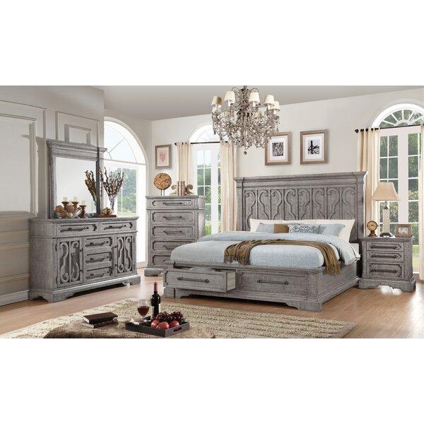 Cantara Storage Platform Bed by Canora Grey