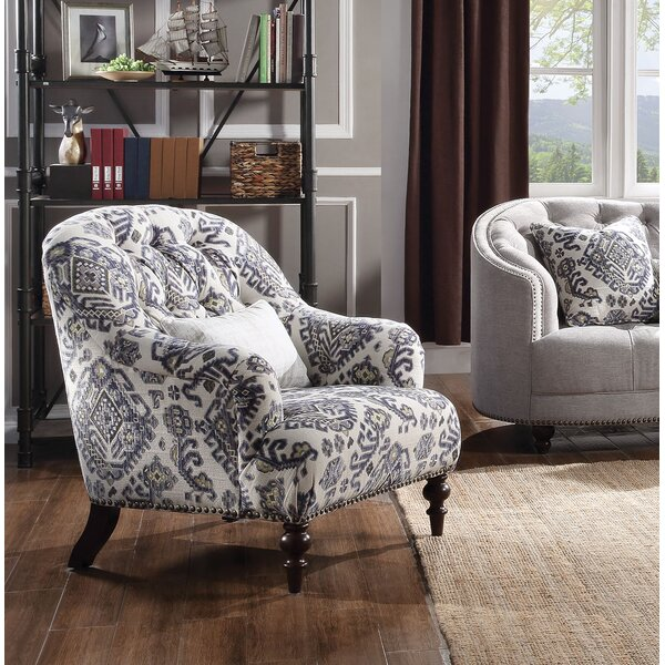 Clarendon Armchair by World Menagerie World Menagerie