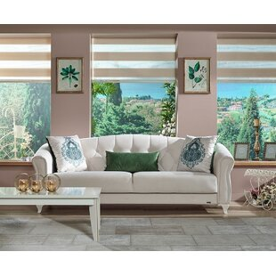 Juan 2 Piece Sleeper Living Room Set by Rosdorf Park