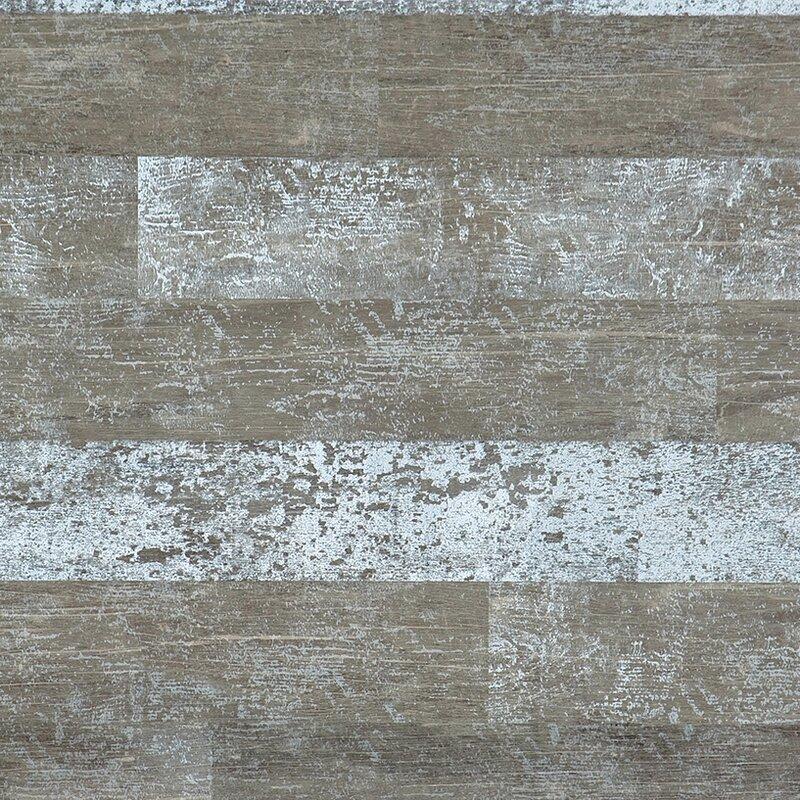 "Walls Republic 32.97' x 20.8"" Timber Faux Wood Wallpaper ..."