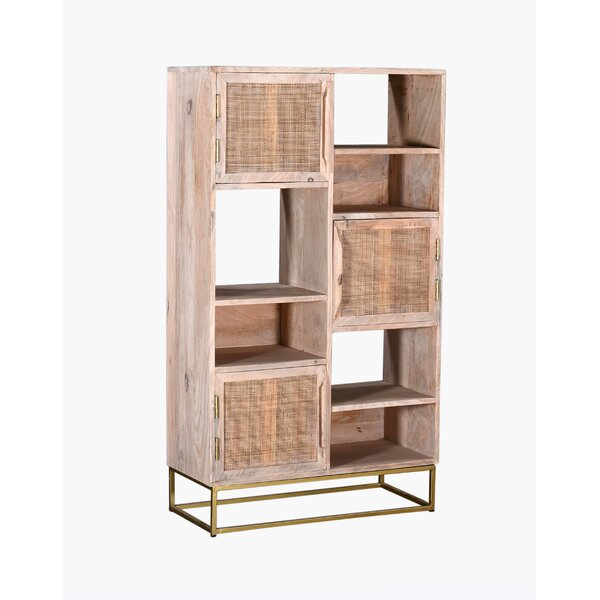 Eugene Standard Bookcase By Bay Isle Home