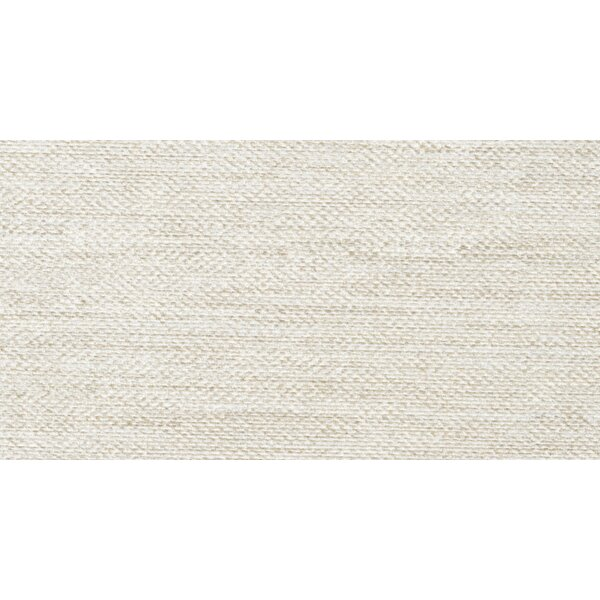 Craft 12 x 24 Porcelain Field Tile in Cotton by Tesoro