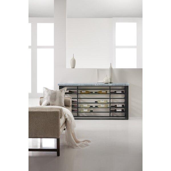 Melange Graham Wine Console Table By Hooker Furniture