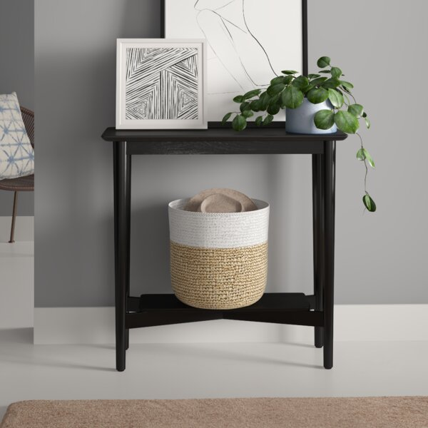 Ali Wood Console Table By Zipcode Design