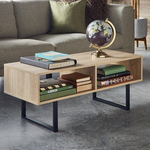 Tall Coffee Table tall coffee table | wayfair