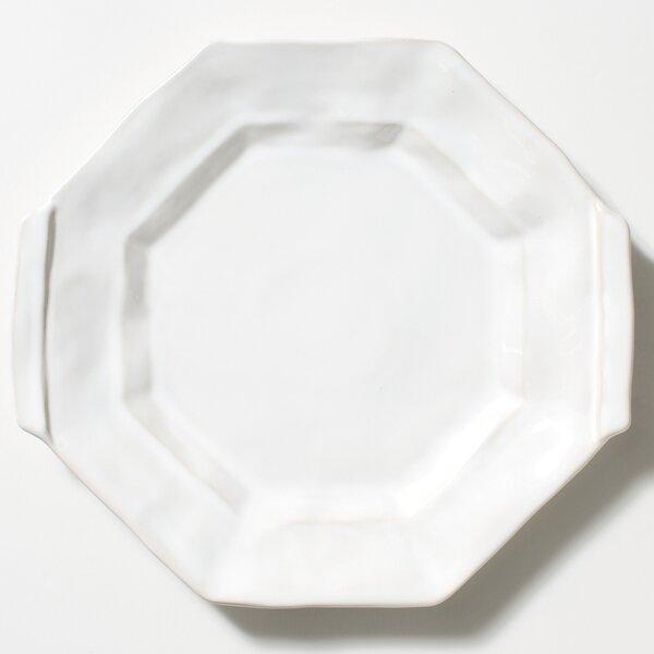 Forma Octagonal Handled Platter by VIETRI