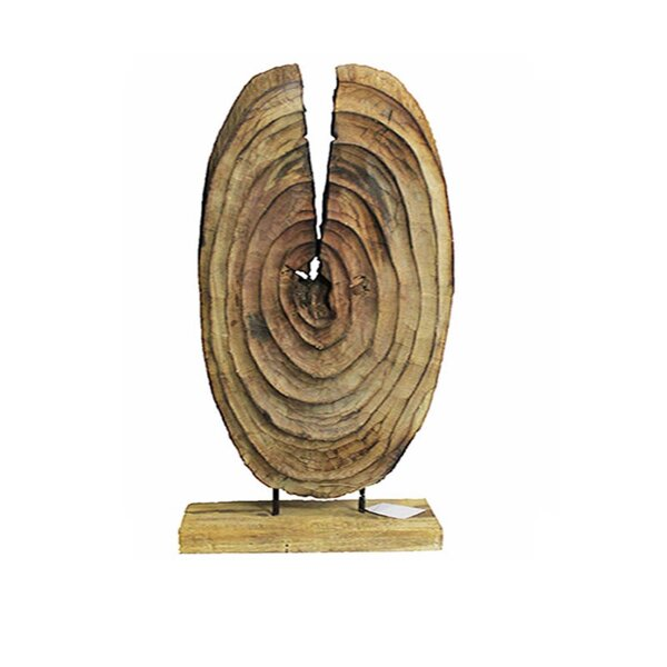 Bridgham Gorgeous Wooden Sculpture by Foundry Select