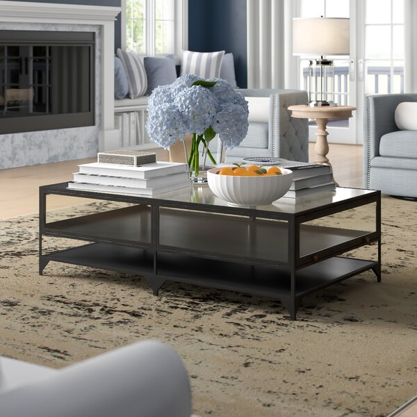Boxer Coffee Table by Design Tree Home