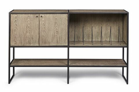 Review Coleman Console Table
