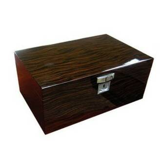 Mr Mjs Princeton Ebony Humidor Wayfair