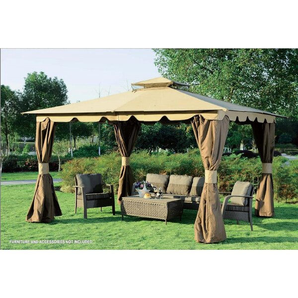 Replacement Mosquito Netting for Hampton Gazebo by Sunjoy