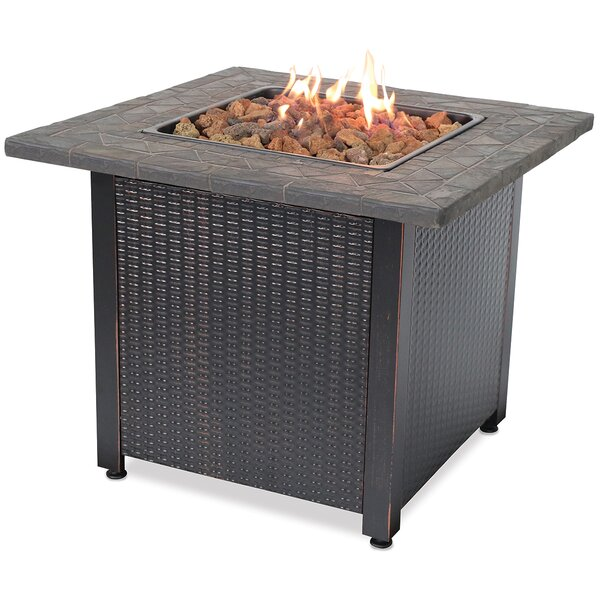 Outdoor Propane Fire Pit Table By Endless Summer