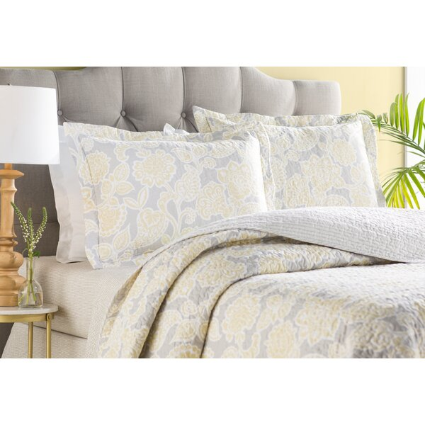 Joy Quilt Set by Laura Ashley Home by Laura Ashley Home