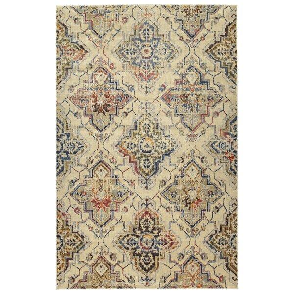 Mahoney Linen Rug by Bloomsbury Market