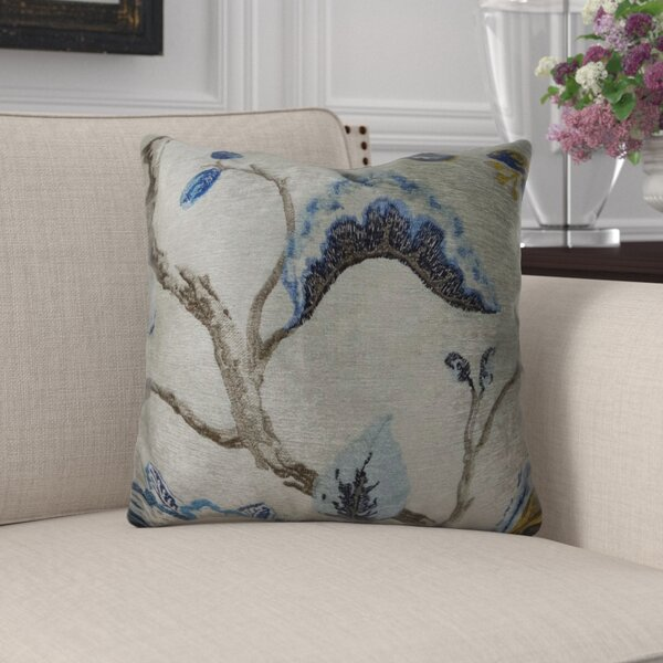 Balboa Handmade Cotton Luxury Pillow by Canora Grey