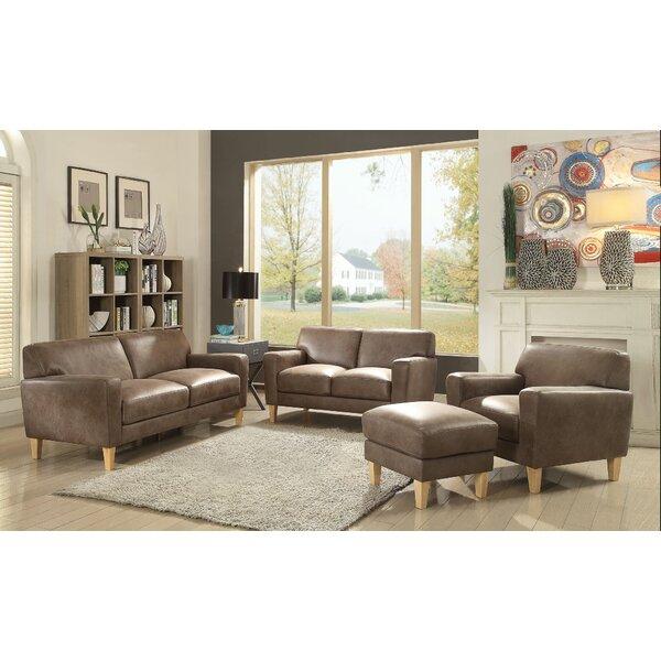 Roberto Configurable Living Room Set by Brayden Studio