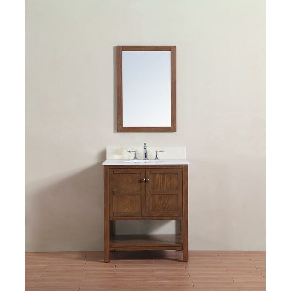 Middleburgh 30 Single Bathroom Vanity Set by Andover Mills