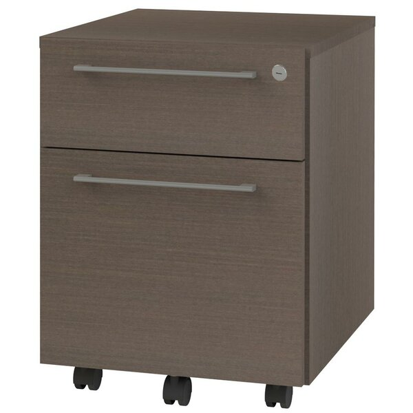 2-Drawer Mobile Filling Cabinet by OfisLite