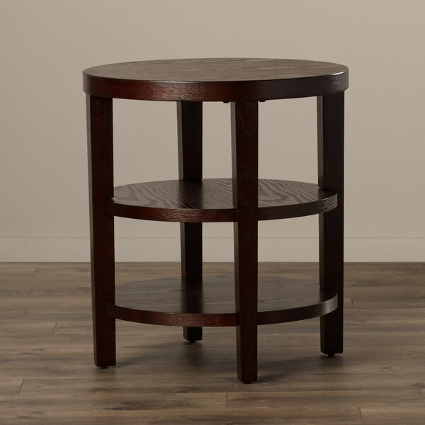 Crown Heights End Table By Wrought Studio