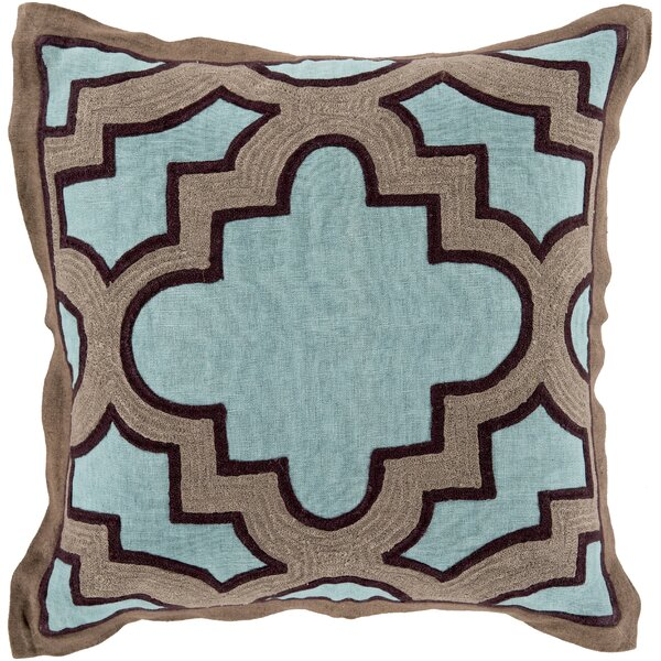 Alsip Cotton Throw Pillow by Darby Home Co