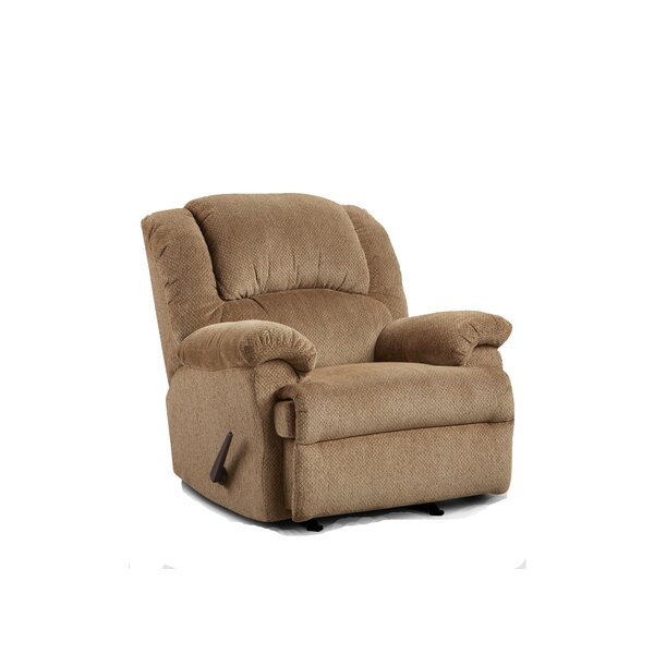 Jayda Manual Rocker Recliner by Red Barrel Studio