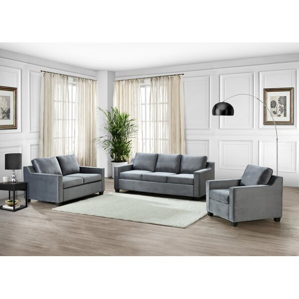 3 Piece Living Room Set by Glory Furniture Glory Furniture
