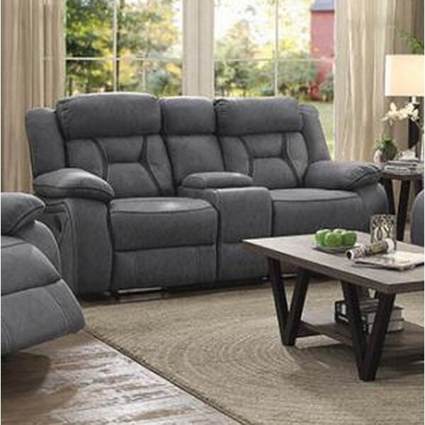 Expert Reviews Estevao Motion Reclining Loveseat by Latitude Run by Latitude Run