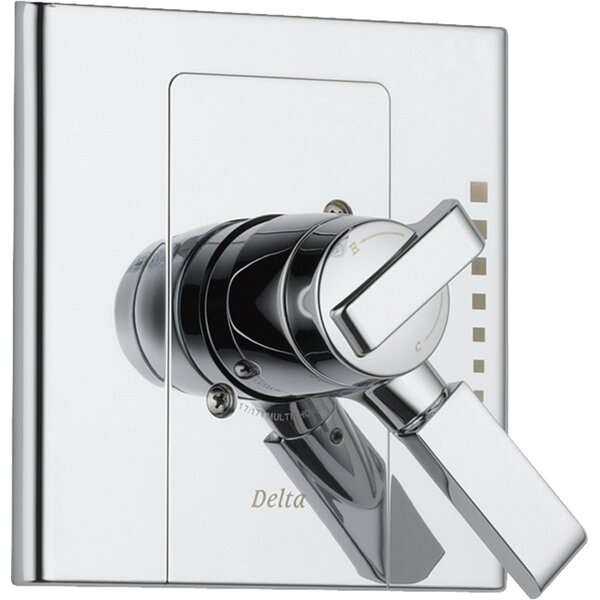 Urban - Arzo Diverter Faucet Trim Only with Lever Handles by Delta