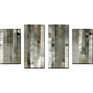 I Am Gone by Mark Lawrence 4 Piece Painting Print on Wrapped Canvas Set by Picture Perfect International