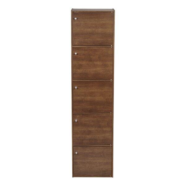 Yama 5 Door Accent Cabinet by IRIS USA, Inc.